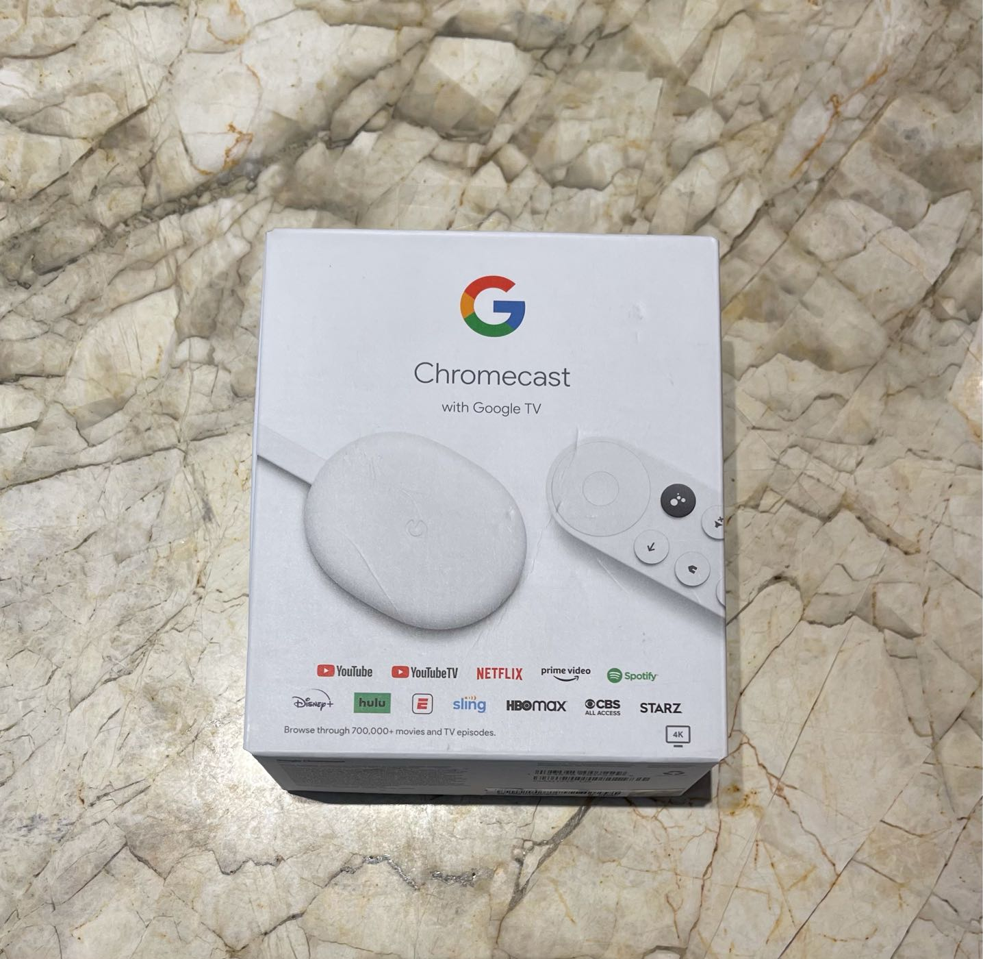 Chromecast with Google TV 二手