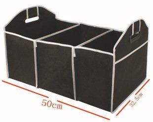 晶華屋--汽車折疊收纳袋 汽車後車箱整理箱儲物箱 工具箱