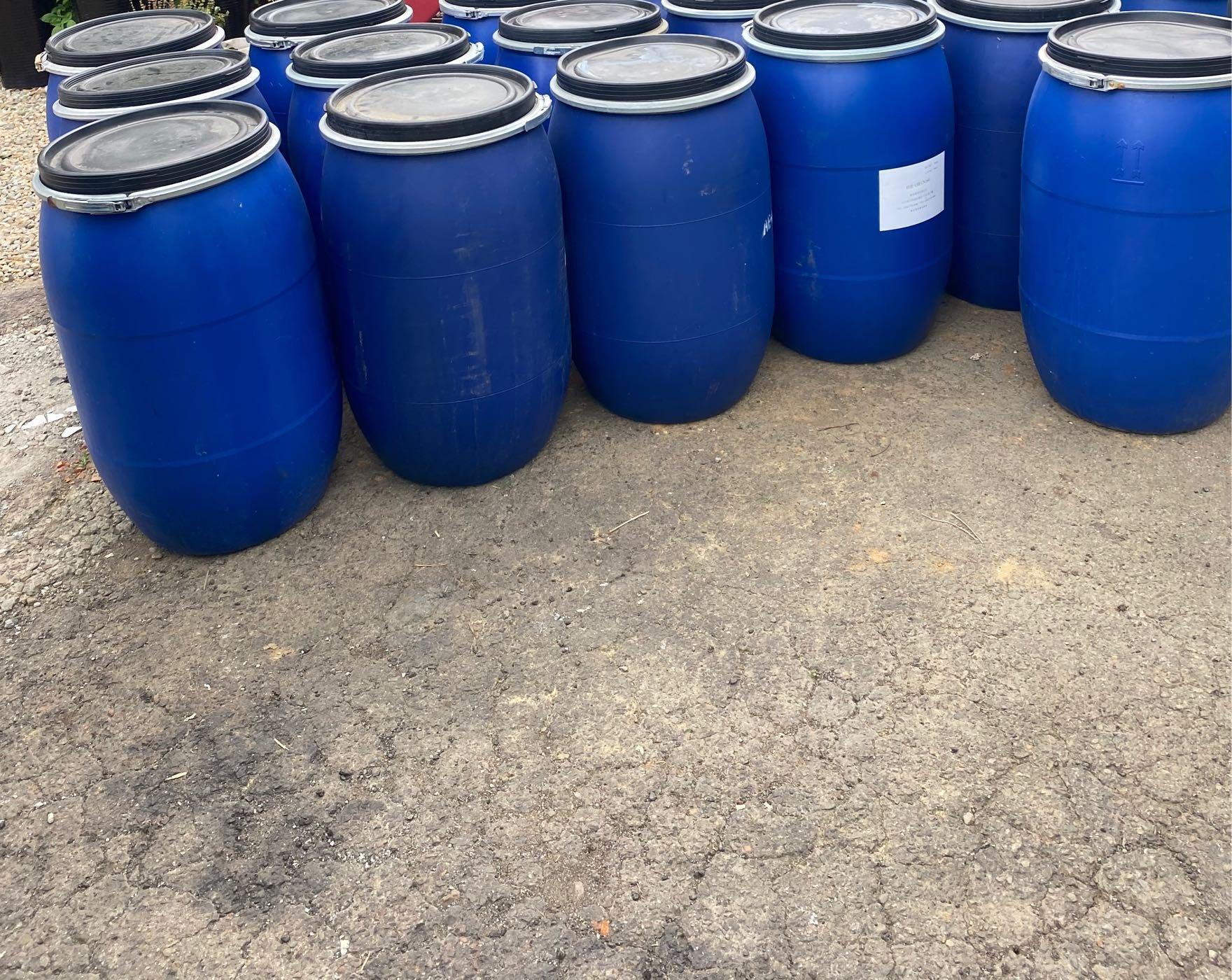 120公升 150公升 開蓋塑膠桶 塑膠桶 廚餘桶 酵素桶 儲水桶 發酵桶 化學桶