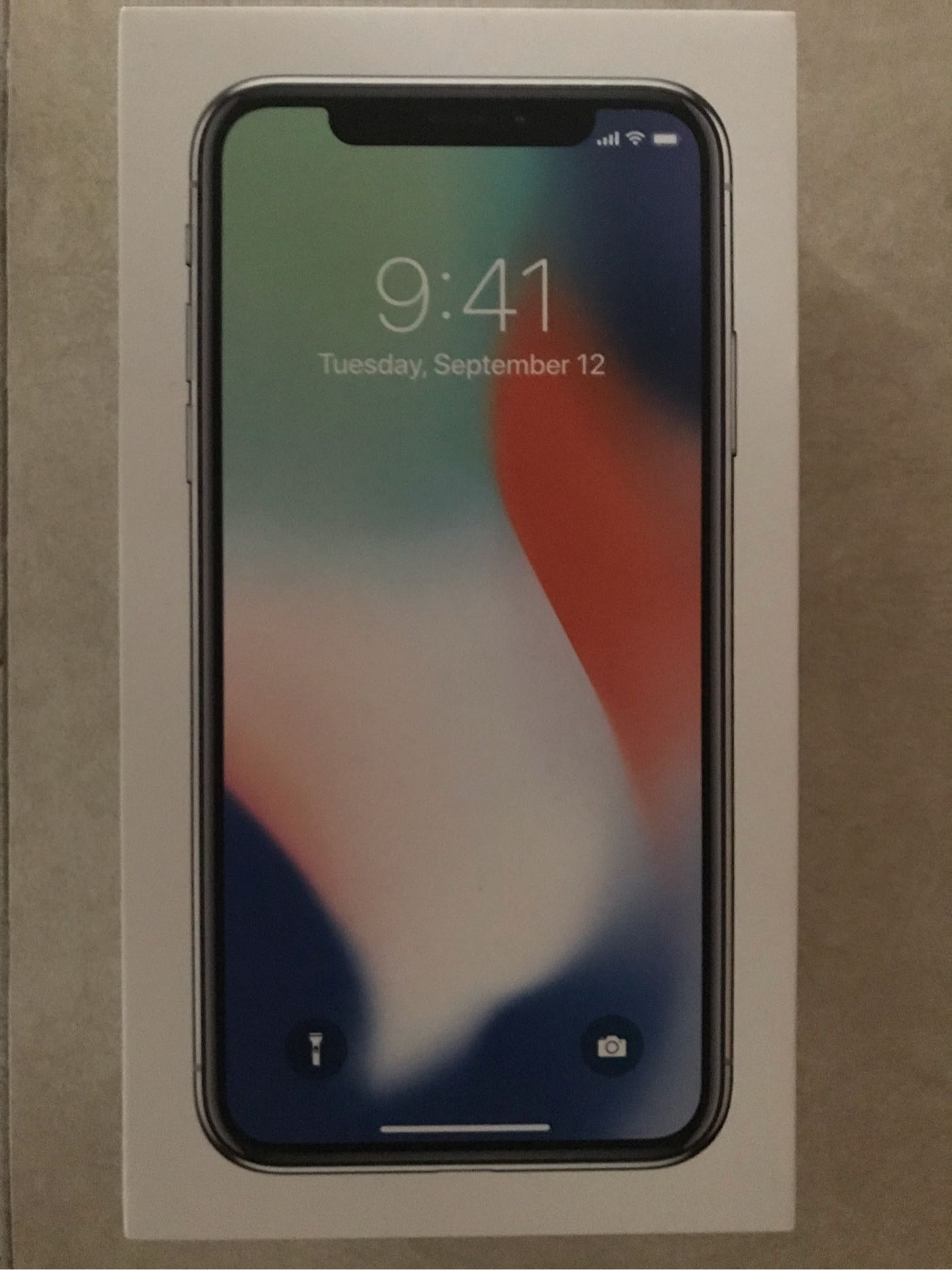 IPhone X 256g 銀 二手