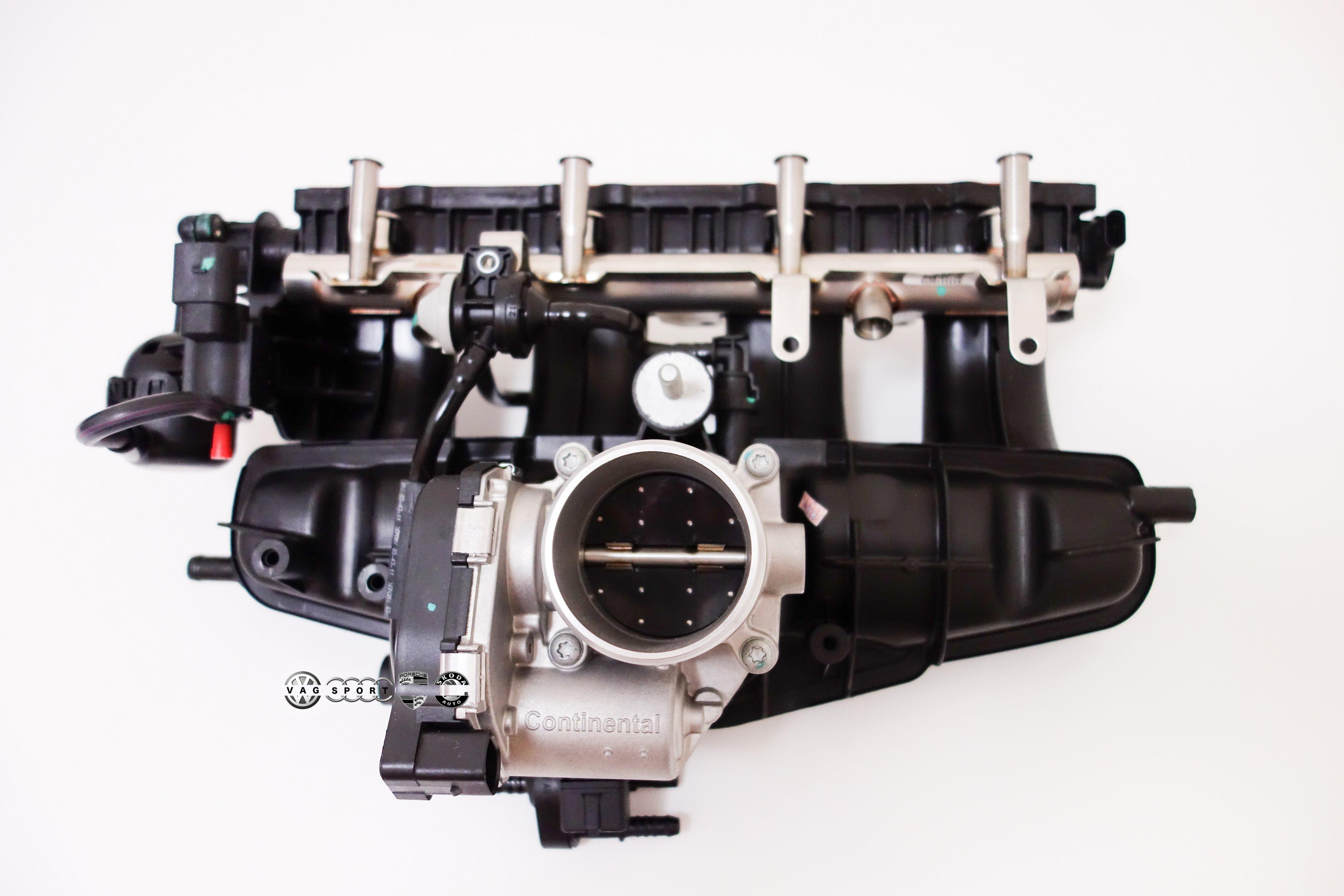 VW 福斯 進氣 節氣門 岐管 GOLF6 GTI TIGUAN SCIROCCO PASSAT CC OCTAVIA