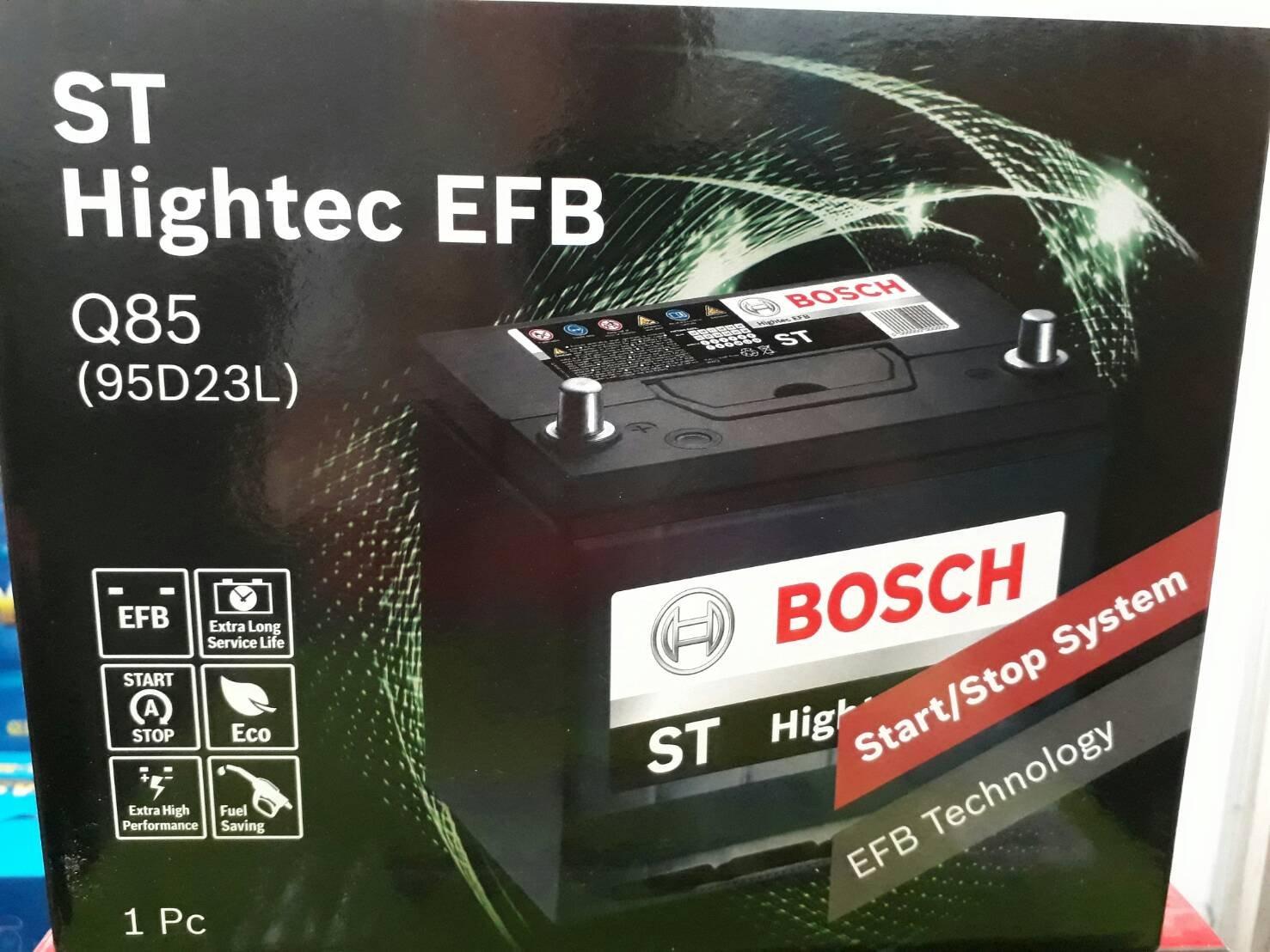 [新莊實體店面] ~ BOSCH EFB 95D23L (55D23L 75D23L) Q85 有排氣孔