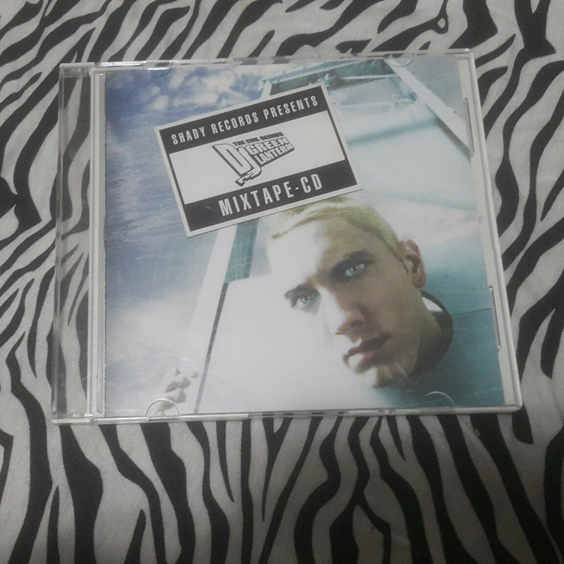 【音爆】 EMINEM  SHADY records presents  Mixtape CD 宣傳片 阿姆