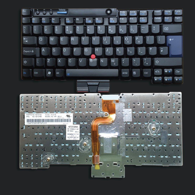 ☆偉斯科技☆二手原廠中文鍵盤 IBM X200 X200S X200T X201 X201S X201i