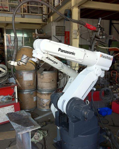{中古焊接設備維修買賣出租}MOTOMAN~Panasonic~DAIHEN~FANUC-YASKAWA~機械手臂~ROBOT教導買賣維修~
