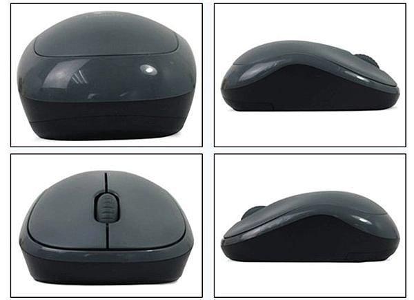 041丁羅技Logitech無線滑鼠M185微型(留心無附nano接收器)非M215非M235非M325