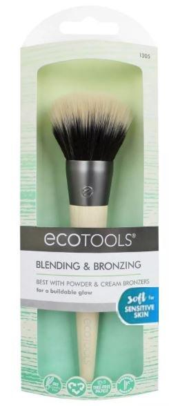 【蘇菲的美國小舖】EcoTools Blending & Bronzing 雙刷毛修容刷 彩妝刷具 #1305