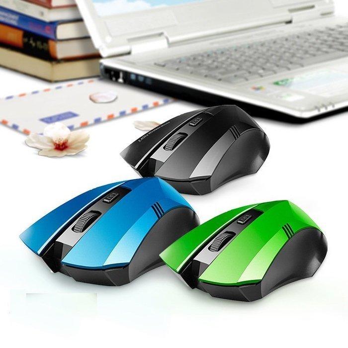 無線滑鼠 RF2.4GHZ 光學滑鼠 光學鼠 精準定位 不延遲 人體工學 智慧休眠