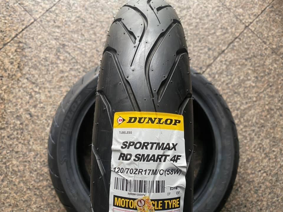 **勁輪工坊**(機車輪胎專賣店) 登祿普 ROAD SMART4 120/60ZR17~190/55ZR17
