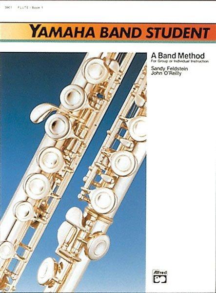 【599免運費】Yamaha Band Student, Book 1【Flute】長笛 00-3901