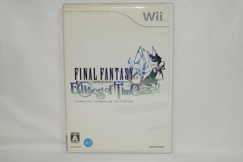 日版 Wii Final Fantasy 水晶編年史 時間的共鳴
