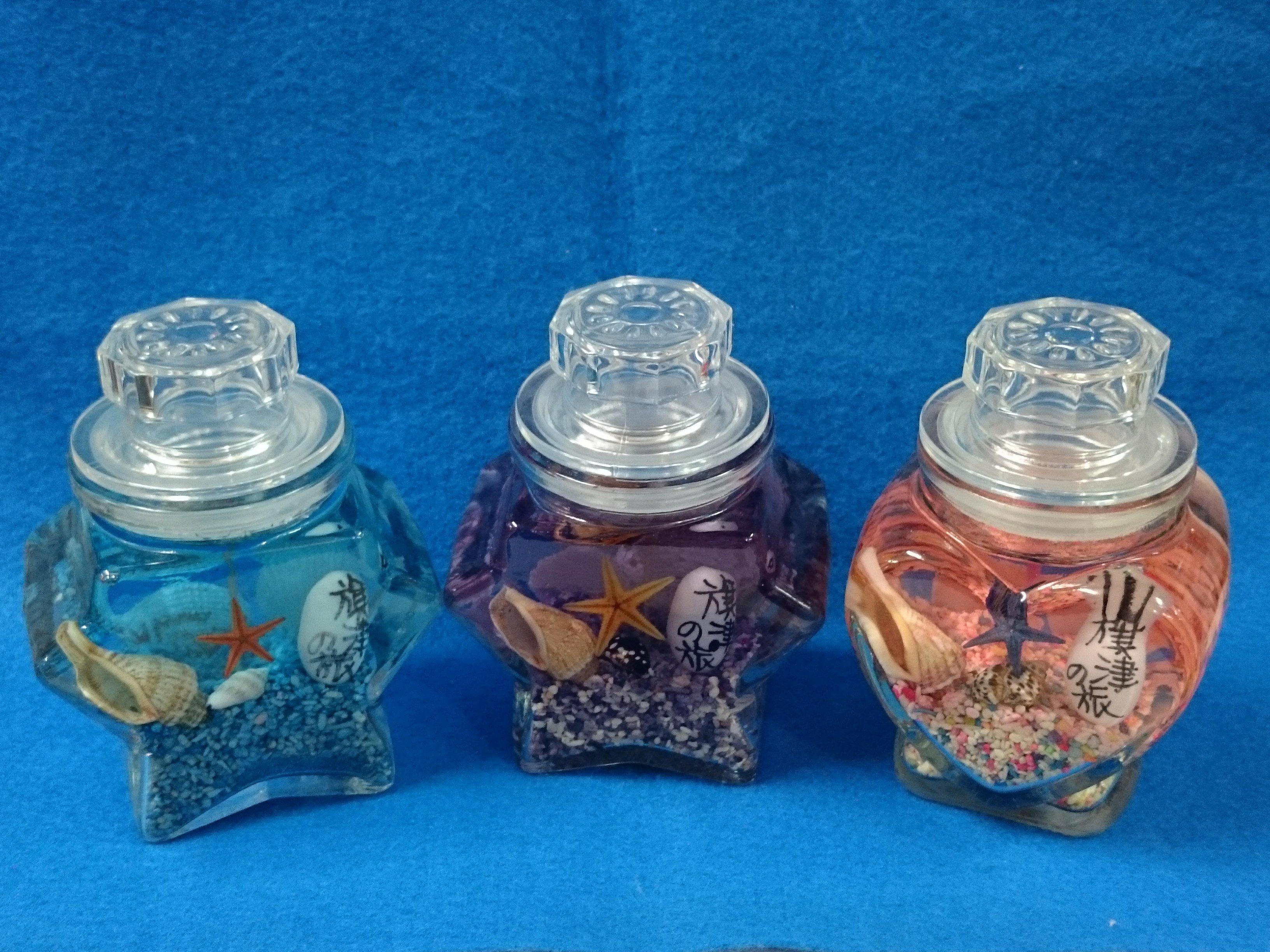 【鑫寶貝】貝殼DIY 小愛心 DIY 果凍臘套件組 (06.綠)(含紙盒、果凍蠟、砂、貝殼、燭芯) 不同顏色有不同味道