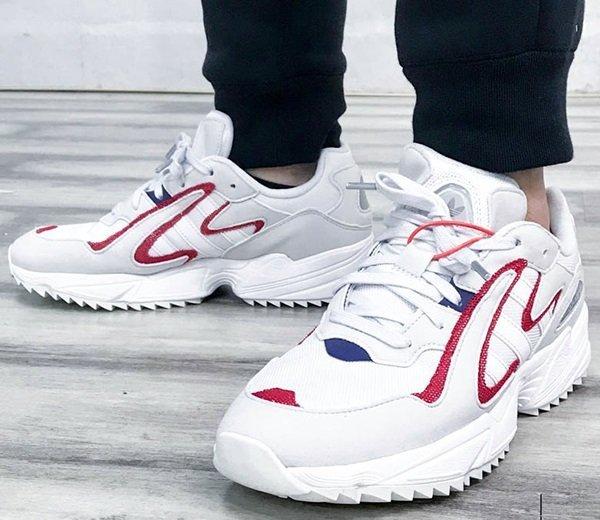 =E.P=Adidas YUNG-96 CHASM TRAIL 反光 慢跑鞋 老爹鞋 男女 EE7243