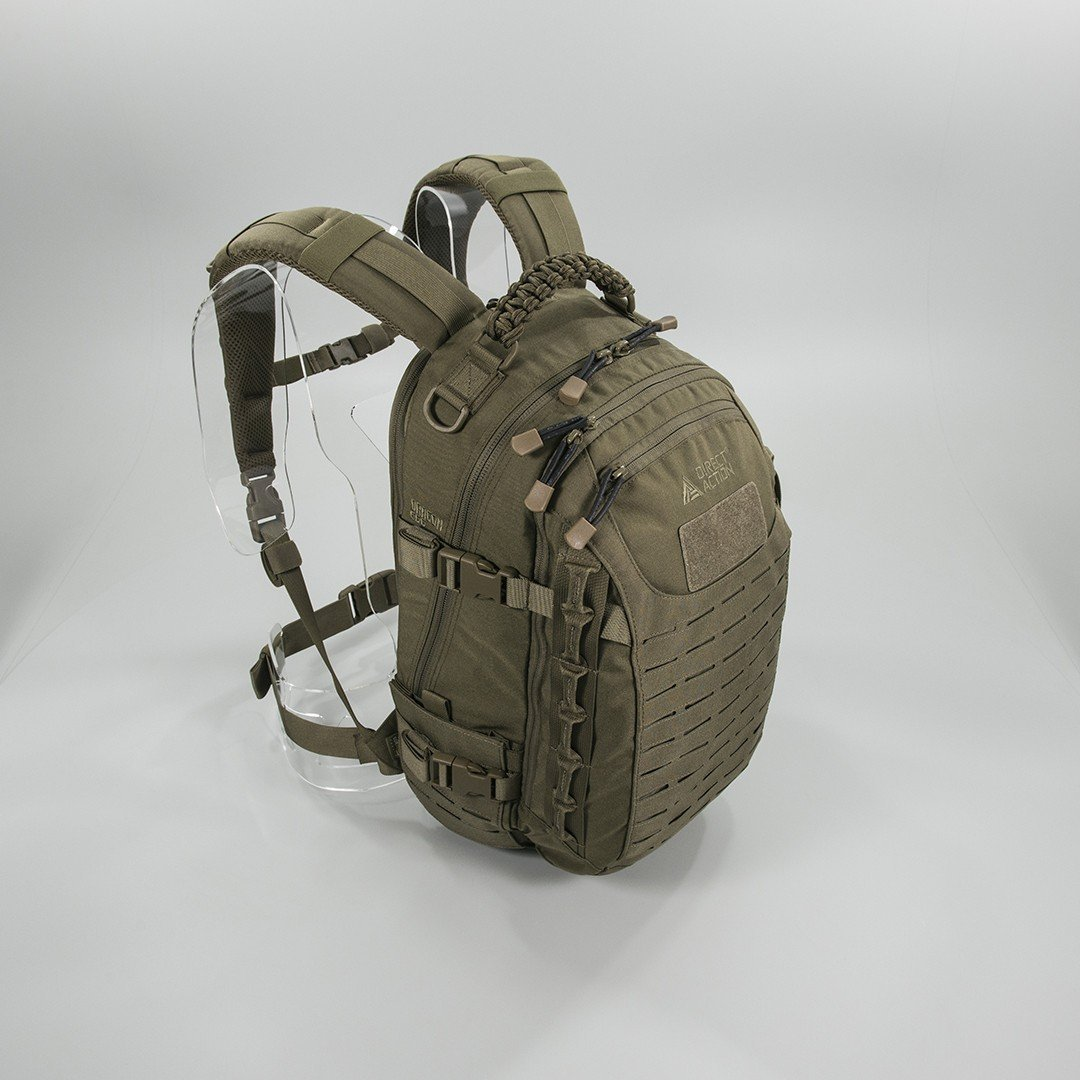 Direct Action Dragon Egg Tactical Adaptive green