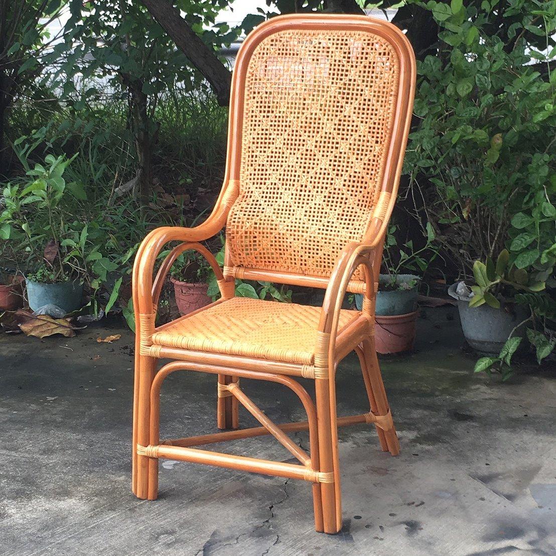 ~*麗晶家具*~ 高背護腰老人藤椅 人體工學設計 腰部支撐 年長者福音  教職員椅 老人椅