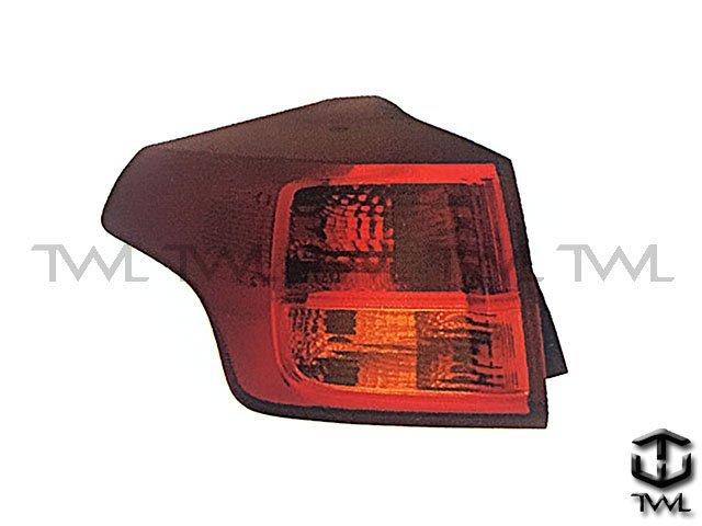 《※台灣之光※》全新TOYOTA豐田RAV4 RAV-4 13 14 15年原廠型紅黃尾燈後燈外側單邊另有LED光條可選