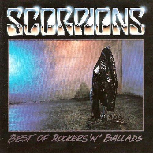 《絕版專賣》Scorpions 天蠍合唱團 / Best of Rockers N Ballads 精選輯 (歐版)