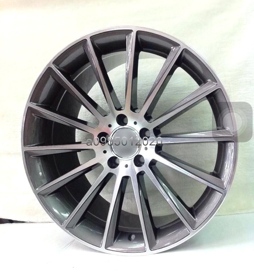 類BENZ W205 AMG式樣5孔112 19吋鋁圈20吋鋁圈W204/W211/W212/W221/W222/GLK