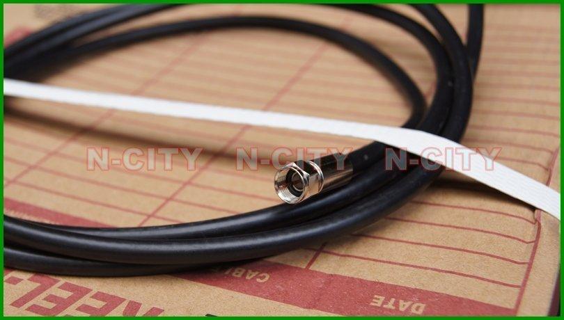 原裝BEST RG6-CATV 5C2V同軸電纜線/有線電視(10米X12元)+(多環鳳梨頭2顆=30元)=150元