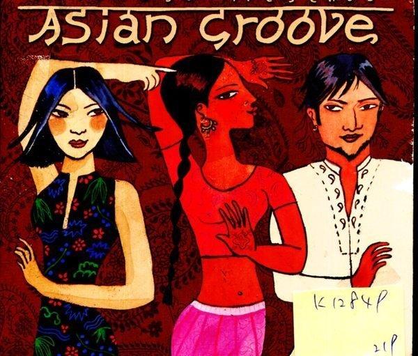 *真音樂* ASIAN GROOVE  二手 K12849
