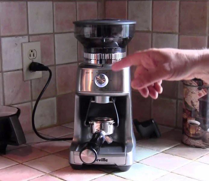 600種顏磨調整※台北快貨※Breville BCG600SIL The Dose Control PRO 專業磨豆機