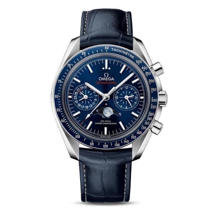 【玩錶交流】全新品 OMEGA Speedmaster超霸月相登月錶 9904導柱輪 30433445203001