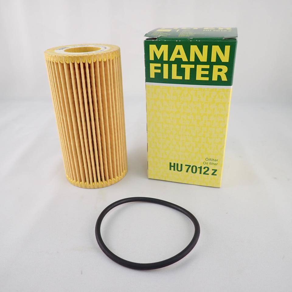 MANN 機油芯 HU7012z 適用 福斯 Amarok 艾瑪洛克