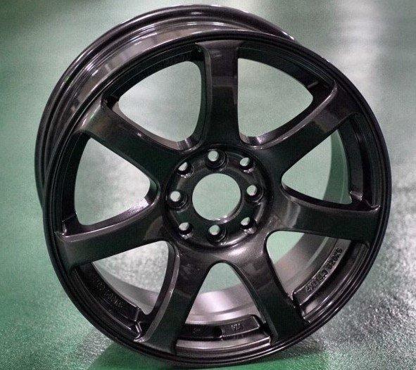 全新鋁圈 wheel YH01 15吋鋁圈 4孔100 4孔114.3 閃黑