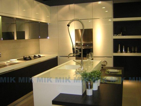 【MIK廚具 直營】打造廚房的天堂 吧檯歐化廚具☆廚房配備☆系統廚櫃☆廚房收納櫃