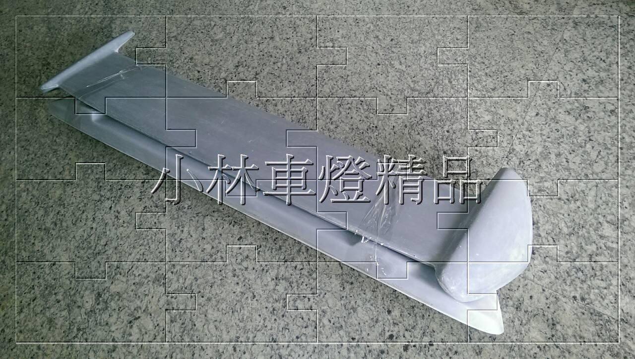 ※小林車燈※喜美 k8 3d 3門 type-r 樣式尾翼(含底座)兩片式 無三煞燈