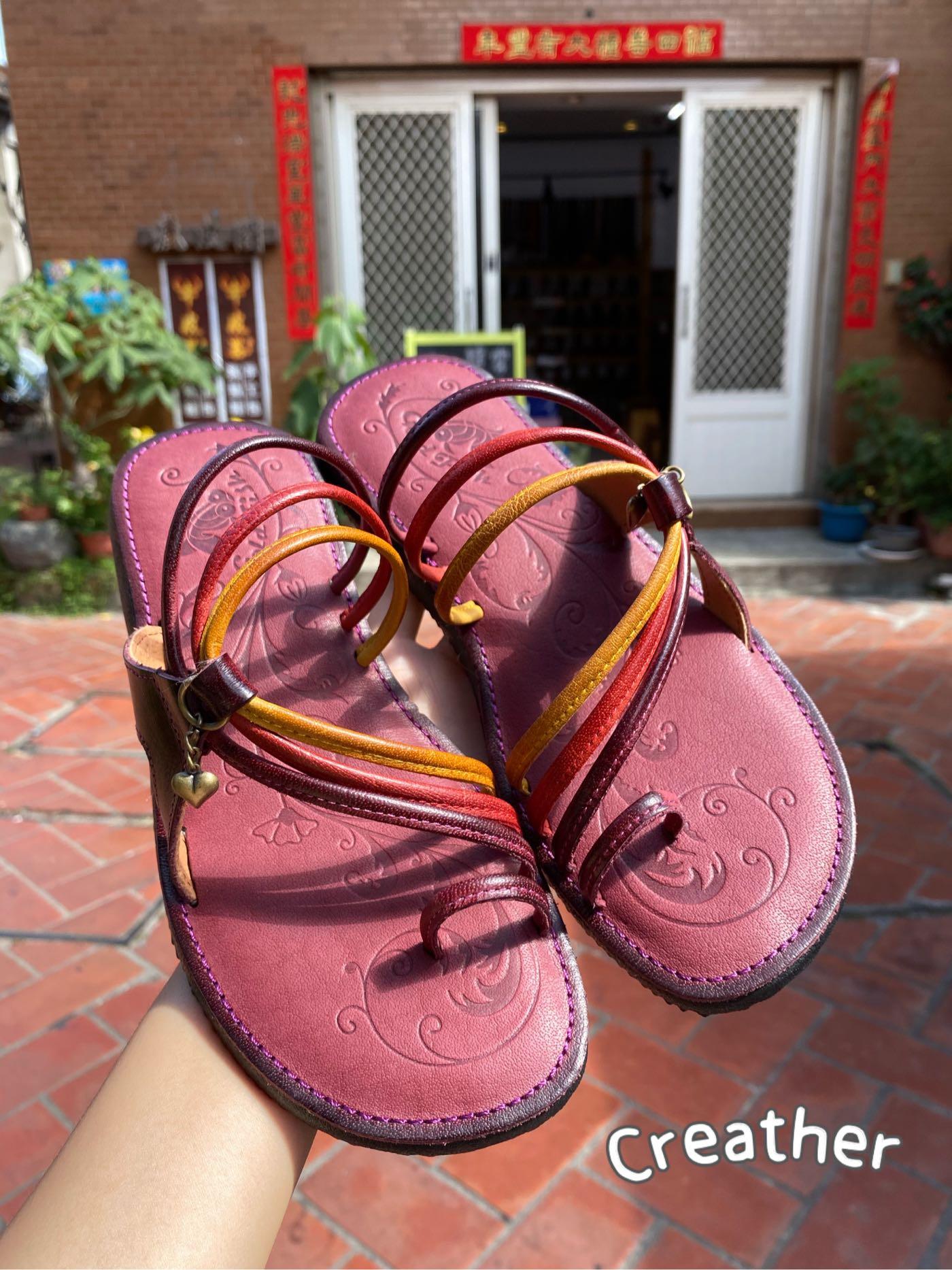 MIT平底簡約系夾腳拖鞋