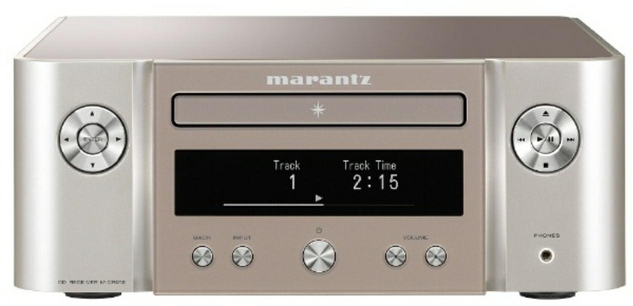 Marantz M-CR612 FN FB 主機 綜合擴大機 8聲道 PWM CD DSD128 24bits Hi-Res USB 串流 無氧銅 銀色 黑色