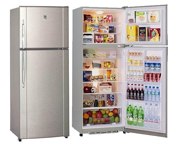 泰昀嚴選 SAMPO聲寶580L雙門冰箱 SR-M58G 另有特價SR-N46DV SR-N53D SR-N58D