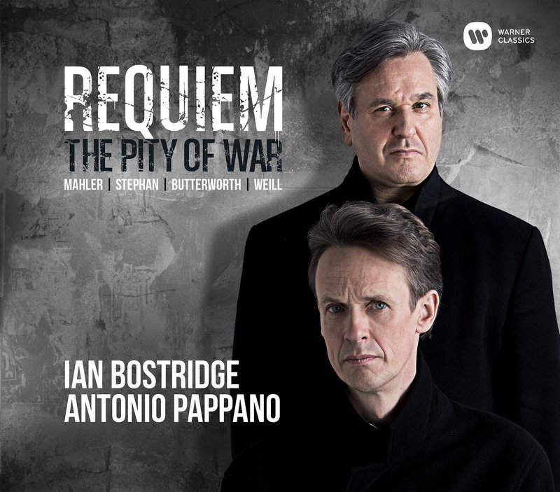 安魂曲─戰爭的悲慟 Requiem─The Pity of War / 博斯崔吉&帕帕諾---9029566156