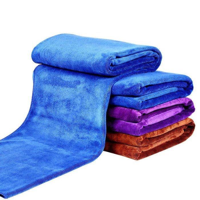 #萬粘大樓#超細纖維加厚大號洗車毛巾