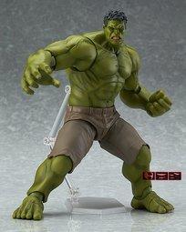 【南部總代理】figma271 綠巨人 HULK 浩克 美國隊長3 英雄內戰 PCV人偶 超人 黑寡婦 神力女超人