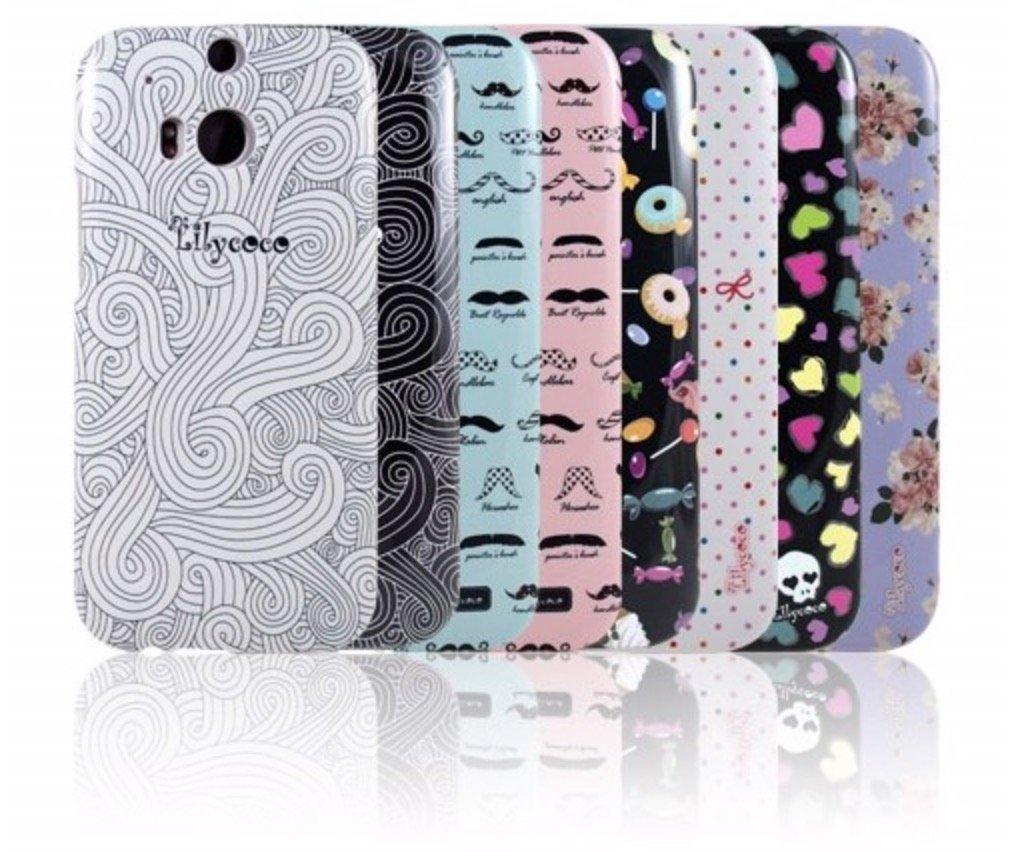 Lilycoco HTC One M8 家 系列 保護殼 保護套  手機殼