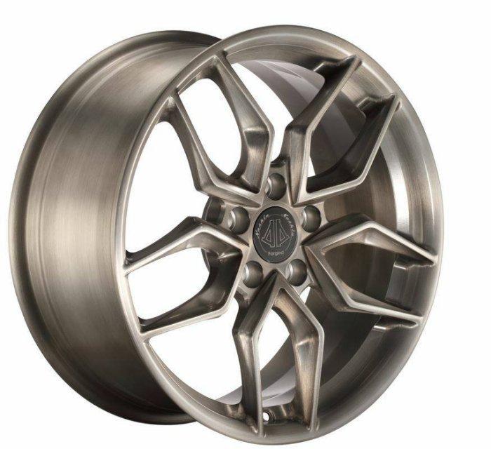 CS車宮車業 Nashin 世盟 單片式 鍛造 鋁圈 R104 18吋 5/108.5/120 ET30~50