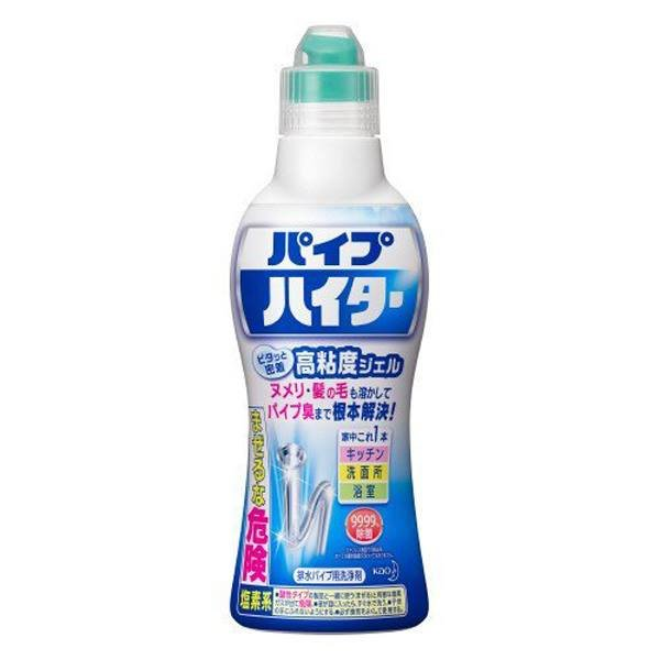 ❤ May Bi in Japan ❤ 製 花王 廚房.衛浴 高黏度水管清潔劑-500g [ ]