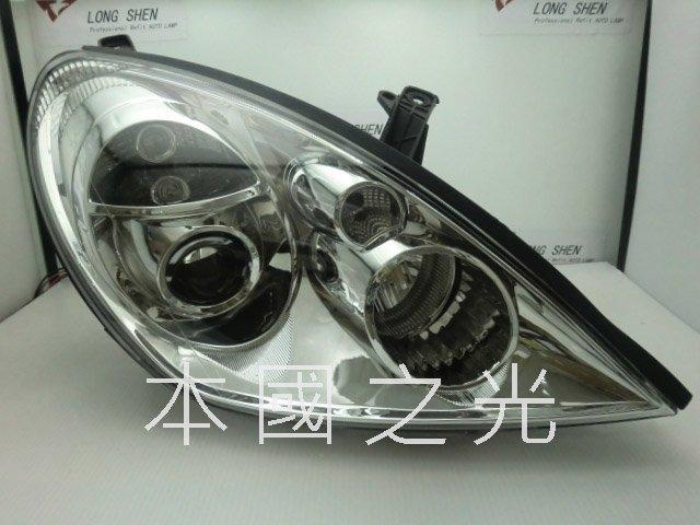 oo本國之光oo 全新 三菱 2005 2006 2007 2008 GRUNDER 原廠型 大燈 一顆