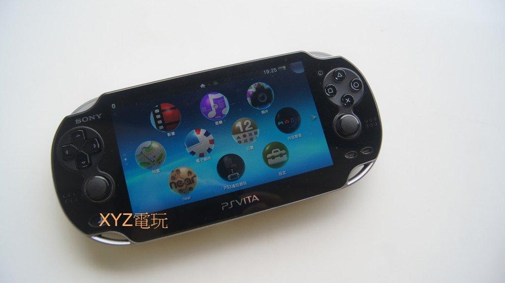 PSV 1007 主機 +8G  3.69版本 9成新 PS Vita1007 一年保修  送一款遊戲