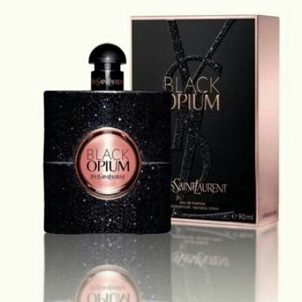 Yves Saint Laurent YSL BLACK Opium 黑鴉片女士 淡香精90ml
