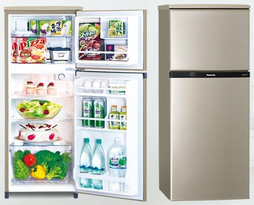 [桂安家電] 請議價 panasonic MIDDLE系列 雙門小冰箱 NR-B139T-R