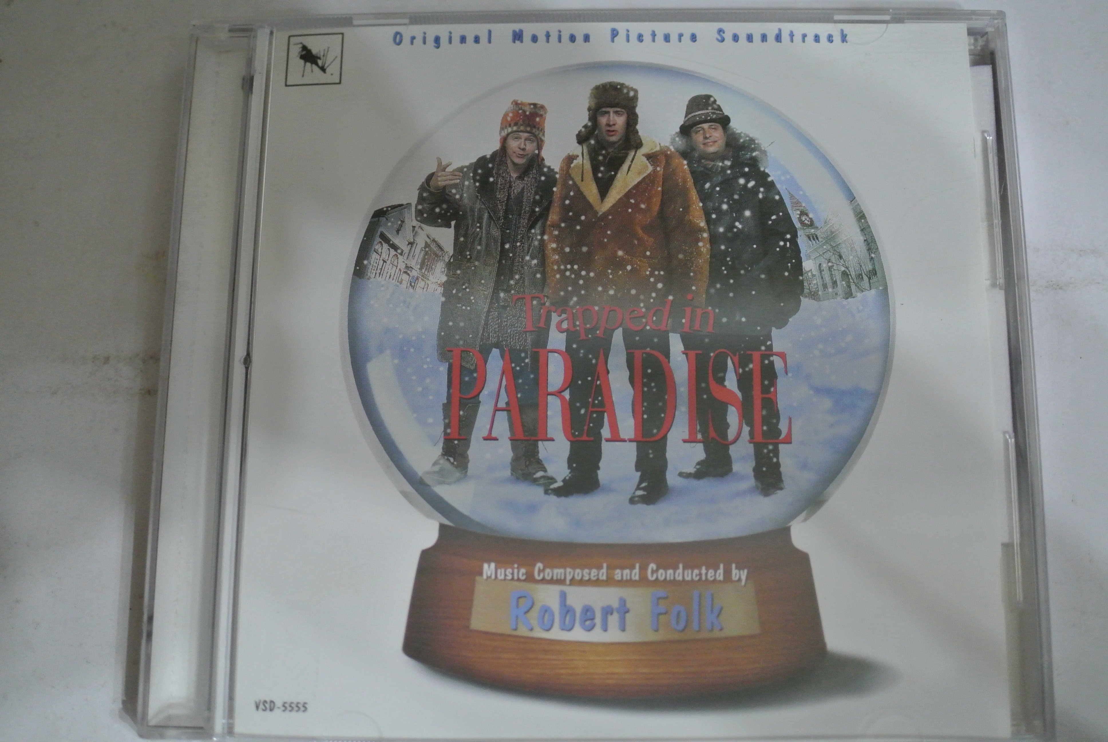原聲帶 CD ~ TRAPPED IN PARADISE ~ 1994 VARESE SARABANDE
