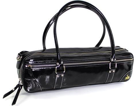 ☆美國Scooter flute bags 真皮提.背二用長笛包