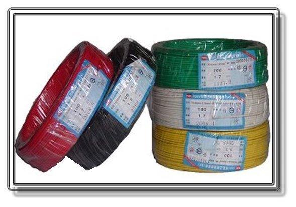 【 大尾鱸鰻便宜GO】太平洋 PVC電線 2.0mm 單心線 100米 / 丸 多色 (1丸) 單芯線 實心線 單芯電線