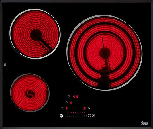【路德廚衛】德國TEKA 創新機能-*TRS-635 三口電陶爐*觸控式操作 來電 !!!
