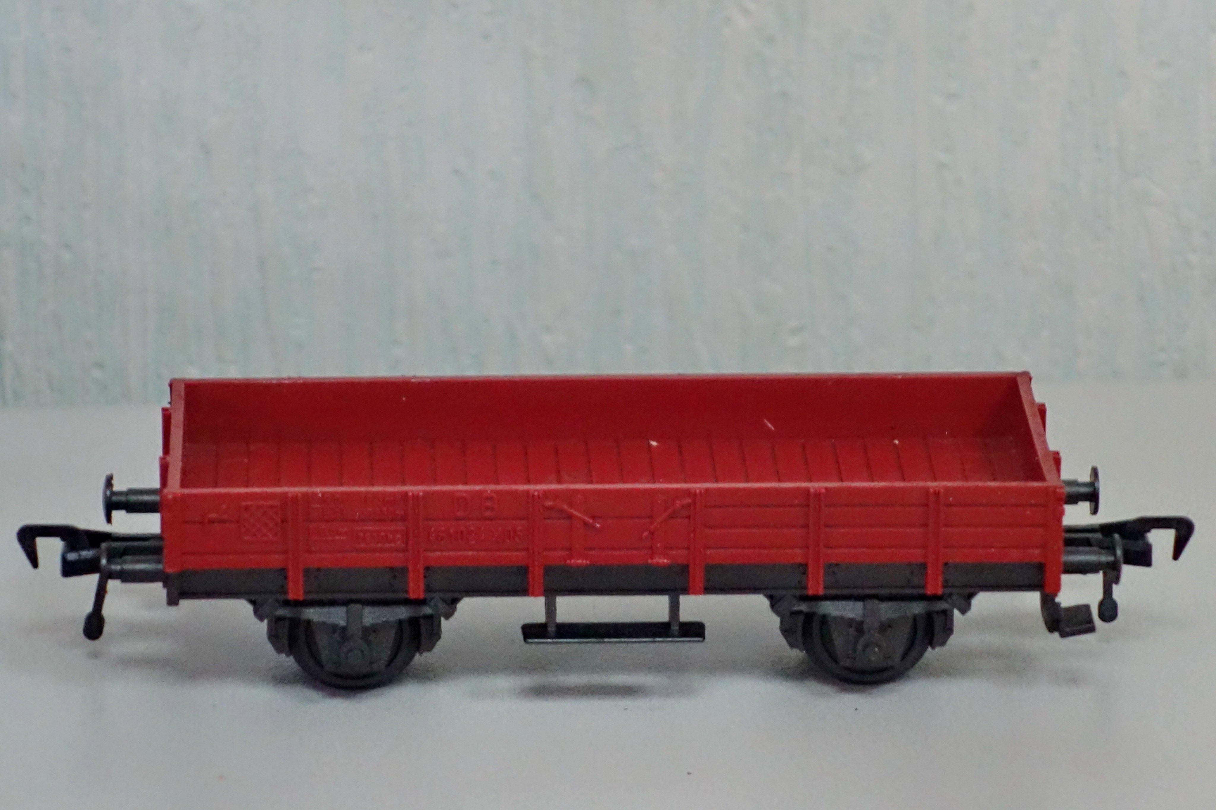 苗田 - 二手火車拖板車 編號:45