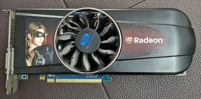 ATI Radeon HD5830 1024MB DDR5 顯卡