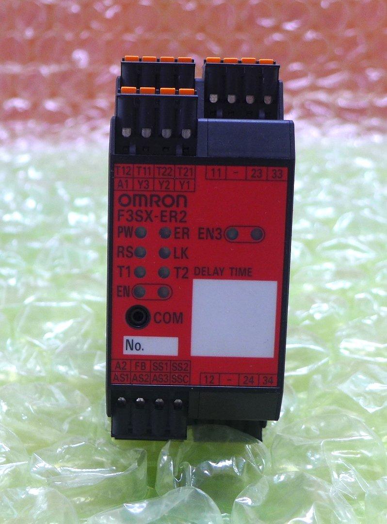 歐姆龍OMRON F3SX-ER2 PLC 變頻器 控制器 人機介面 伺服驅動器 伺服馬達 CPU主機板 自動化零件